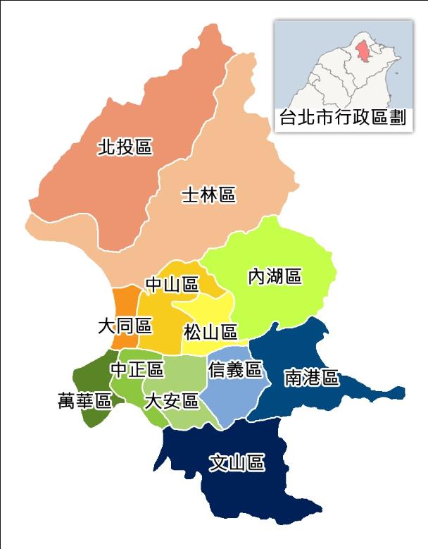 台北外約區域
